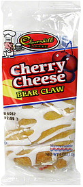 Cherry Cheese Bearclaw