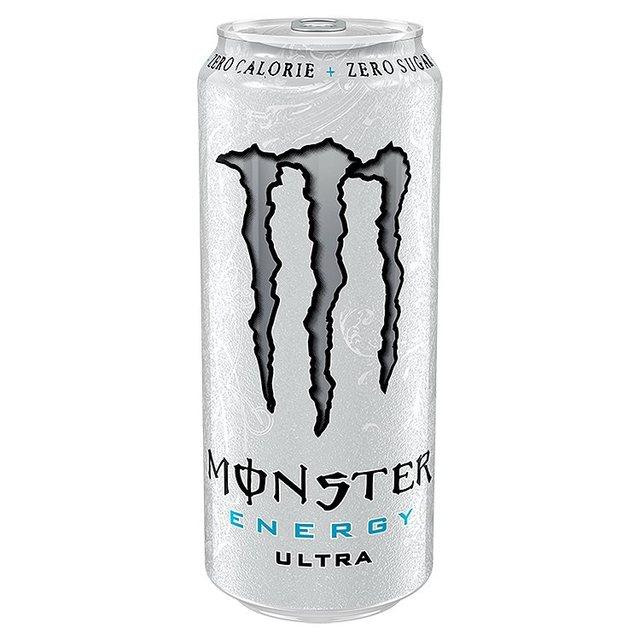Monster Ultra (White)