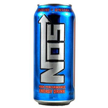 NOS Energy Drink (Original)