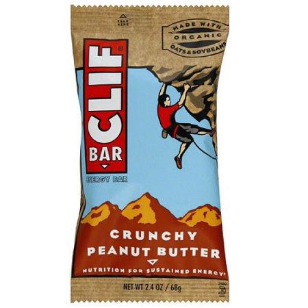 Cliff Bar Crunchy Peanut Butter