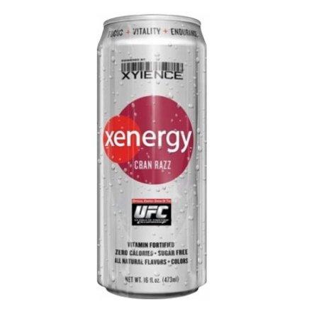Xylence Cran Razz (Energy Drink)