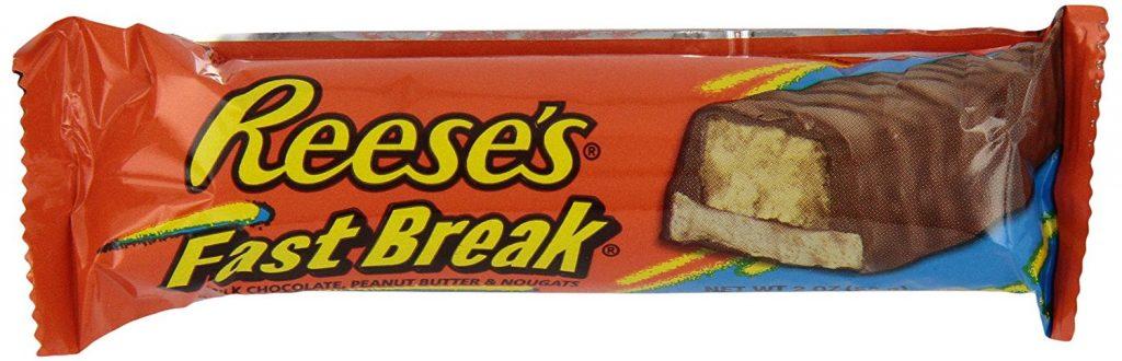 Reeses Fast Break