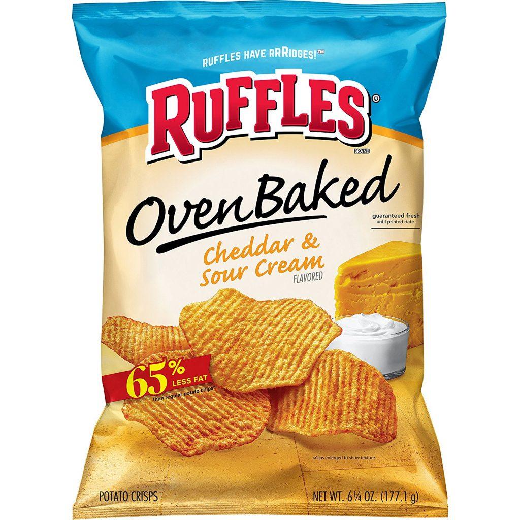 Ruffles / Baked Ruffles