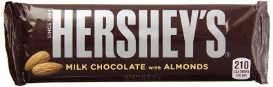 Hershey w/ Almonds