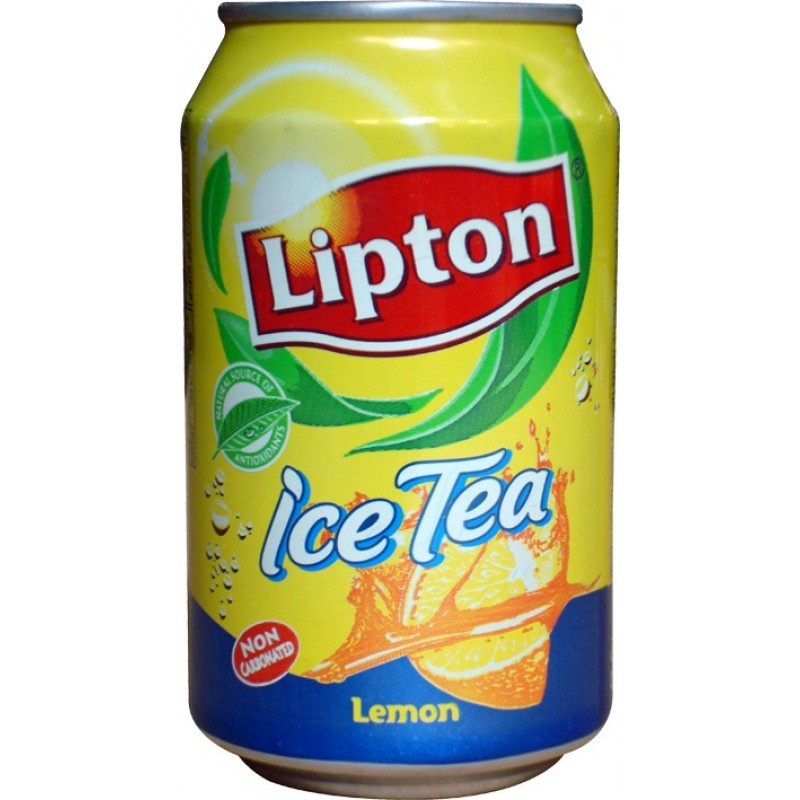 Lipton Tea w/ Lemon