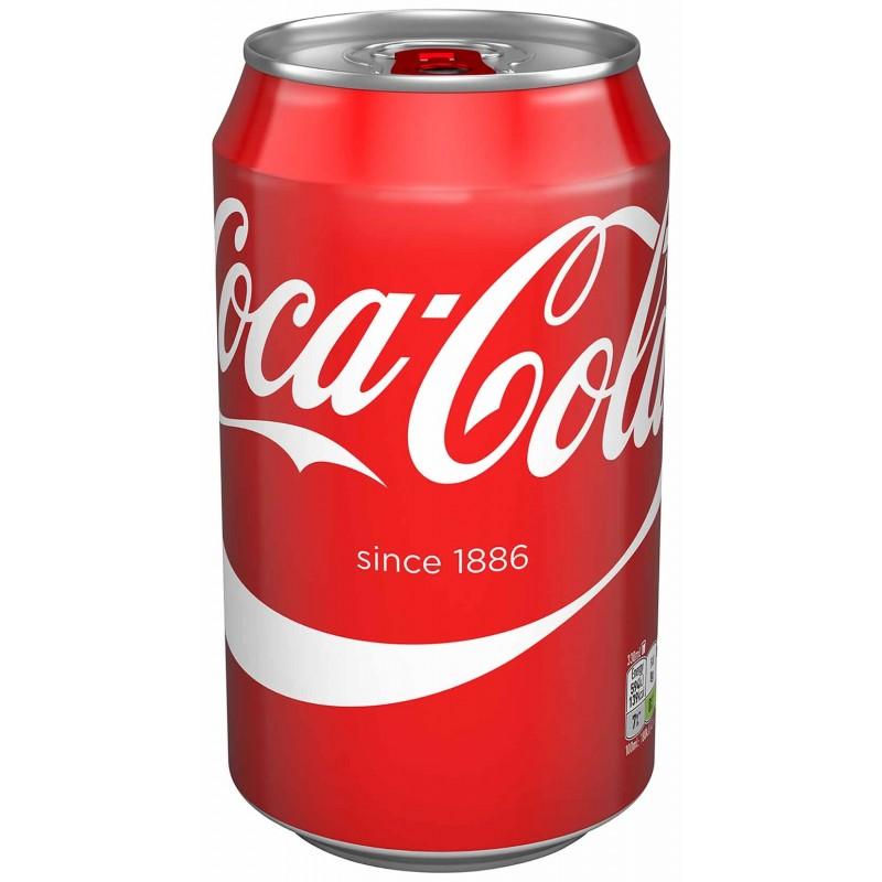 Coke (Cans)