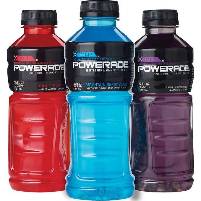 Powerade (Variety)