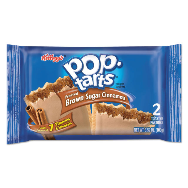 Pop Tarts – Brown Sugar