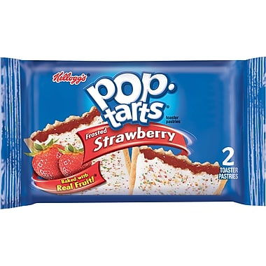 Pop Tarts – Strawberry