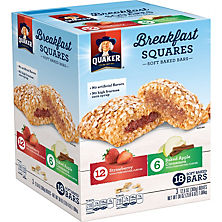 Quaker Breakfast Squares