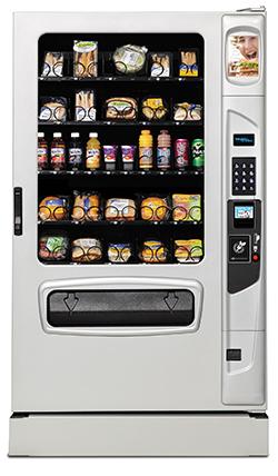 Alpine ST5000 Combo Vending