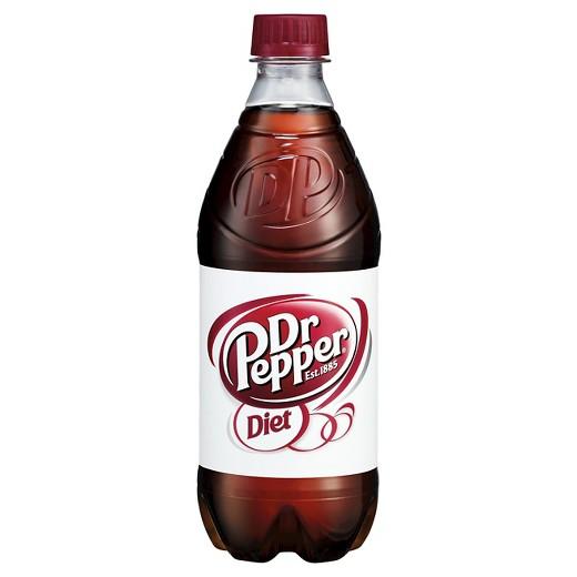 Diet Dr. Pepper 16.9oz