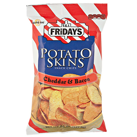 TGIF Potato Skins