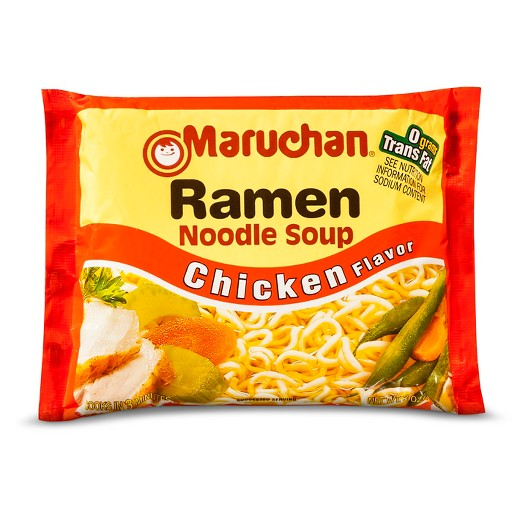 Ramen Noodles (Chicken)