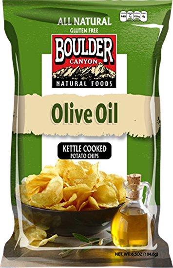 Boulder Chips Olive Oil