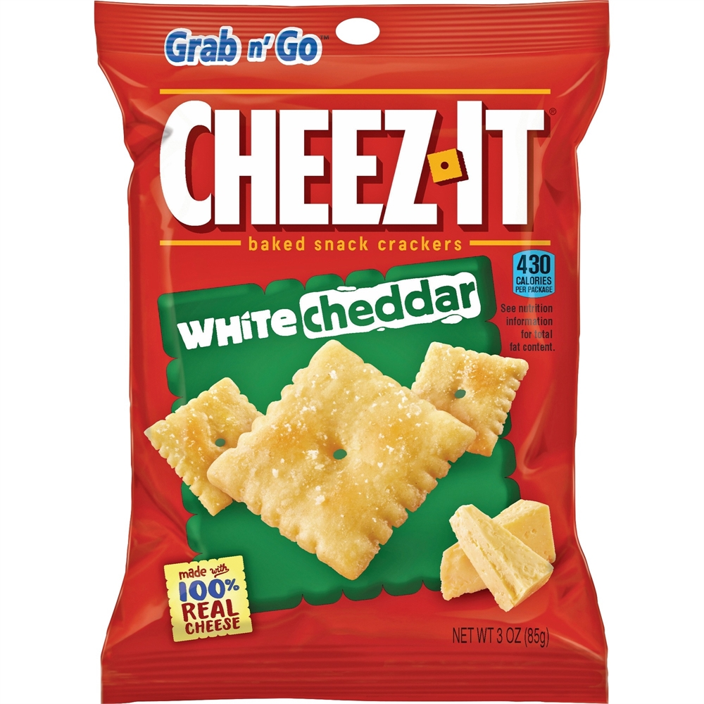 Cheez-its (White Cheddar)