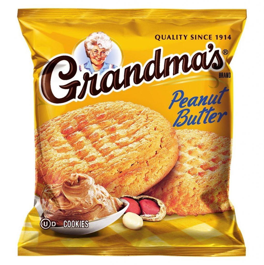 Grandma's Cookies – Peanut Butter