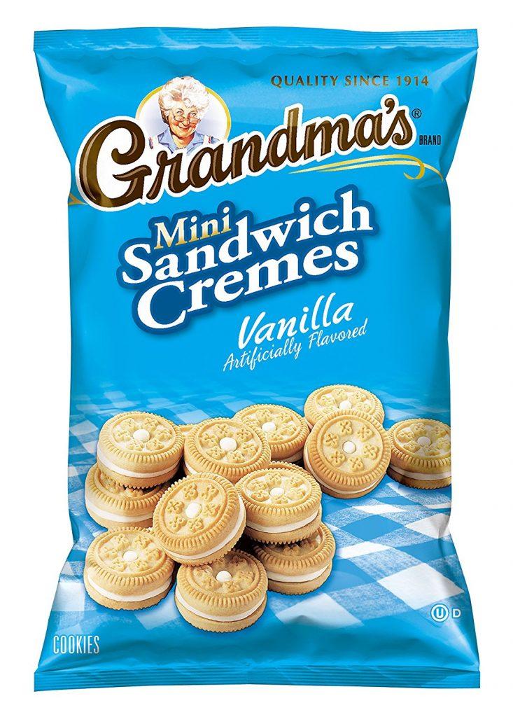 Grandma's Cookies – Creme