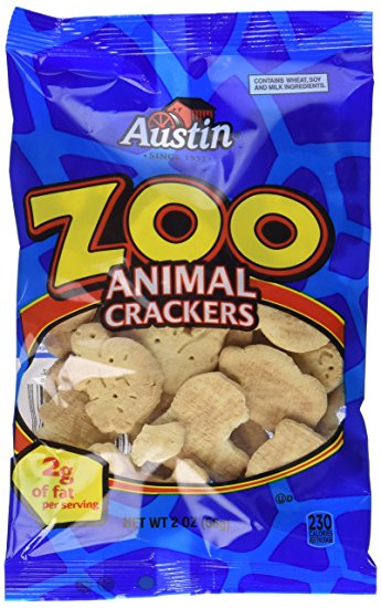 Zoo Animal Crackers