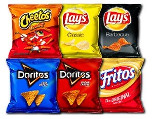 Lays Classic Chips Variety Pack