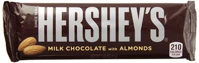 Hershey w/ Almonds