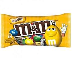 M&Ms Peanut