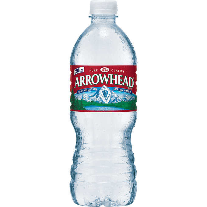 Arrowhead Water 20oz