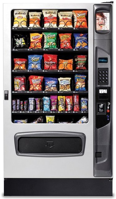 Mercato 5000 Vending Machine